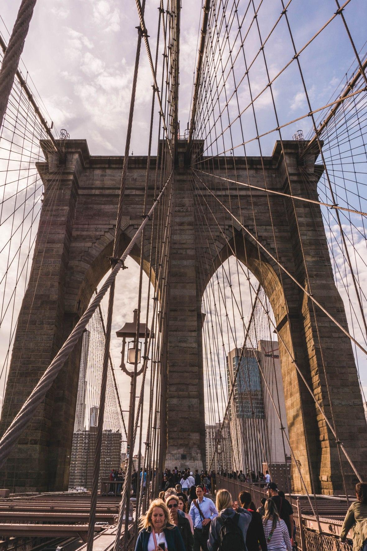 Brooklyn Bridge Arches